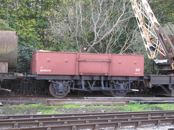 Open wagon B490310