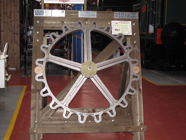 replica rack wheel