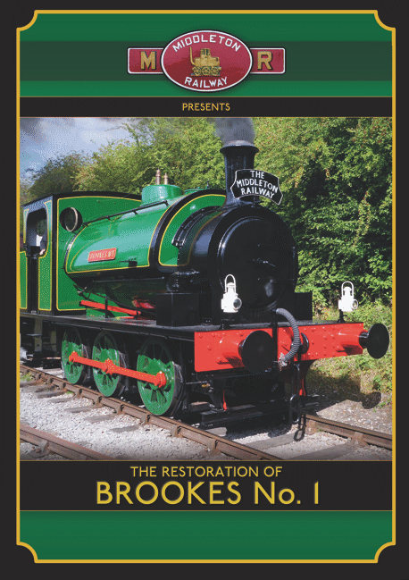Brookes Overhaul DVD cover